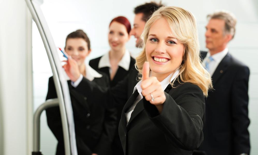 Обучение на тренингах продаж - ваш правильный выбор